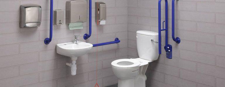 Özürlü Banyo WC