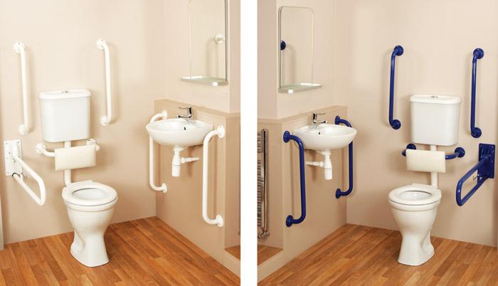 Özürlü Banyo-WC